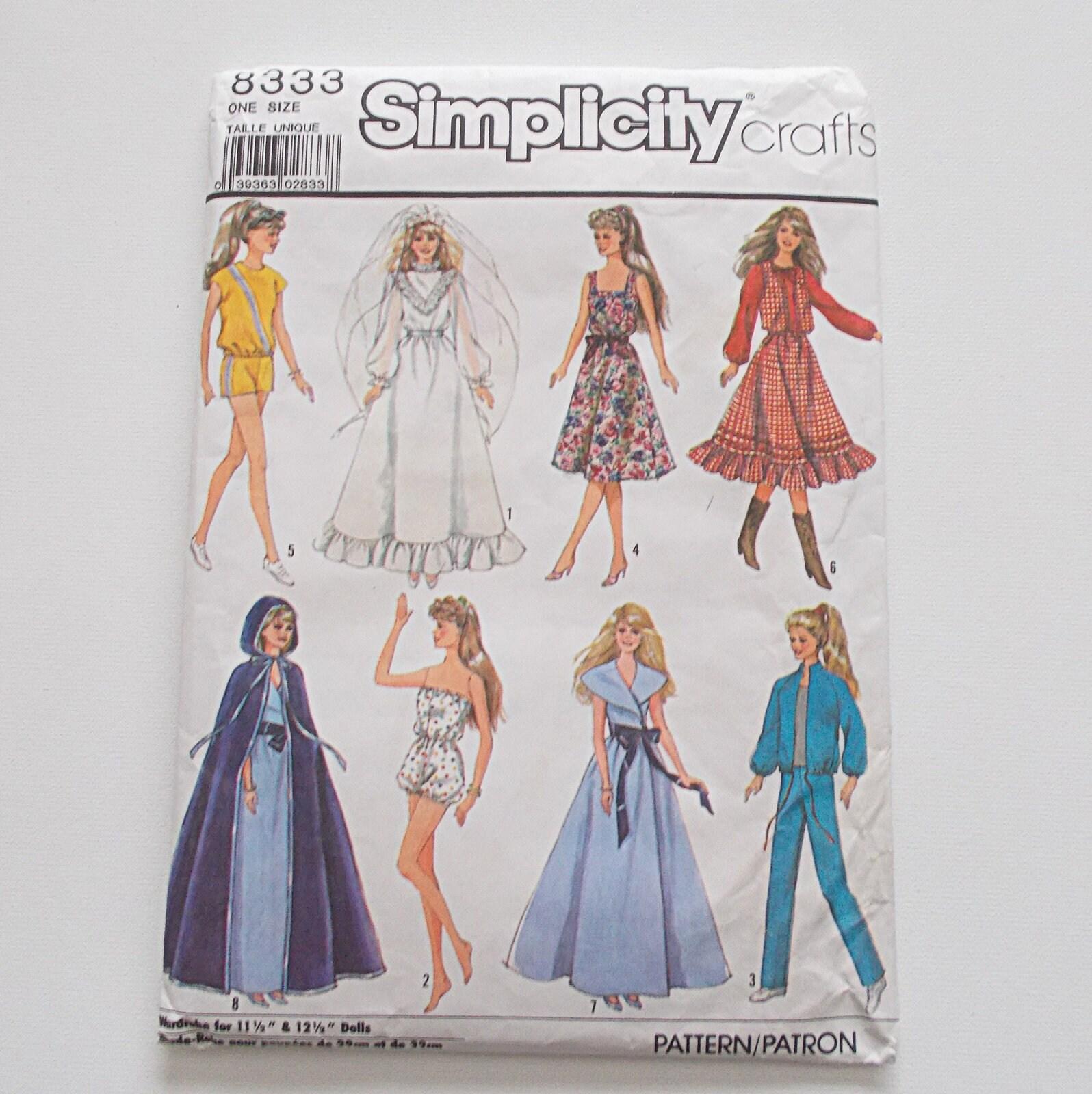 "Barbie Collectible Fashion Card  /"" Barbie Fashion Fun /""  1987"