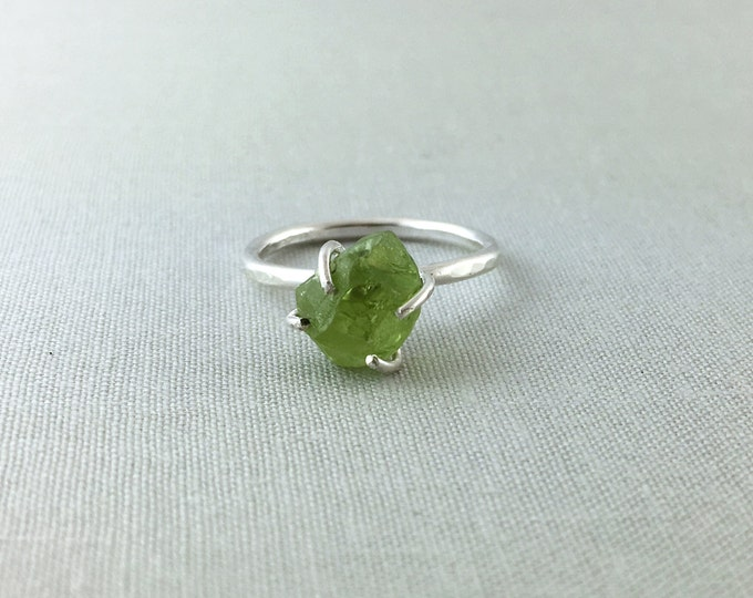 Catalina Ring - Peridot / California Collection