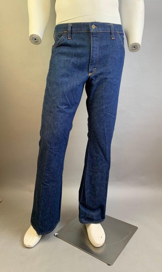 Vintage 80s Denim// 80s Denim Jeans// Vintage Gene