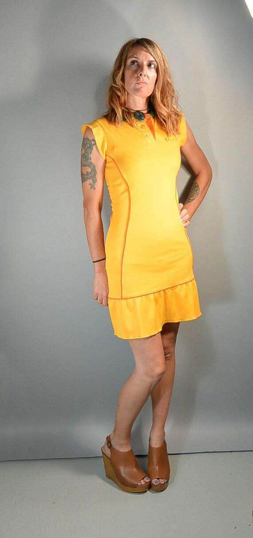 90s Tennis Dress// 90s Johnney Girl Dress// Polo … - image 2