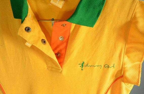 90s Tennis Dress// 90s Johnney Girl Dress// Polo … - image 5