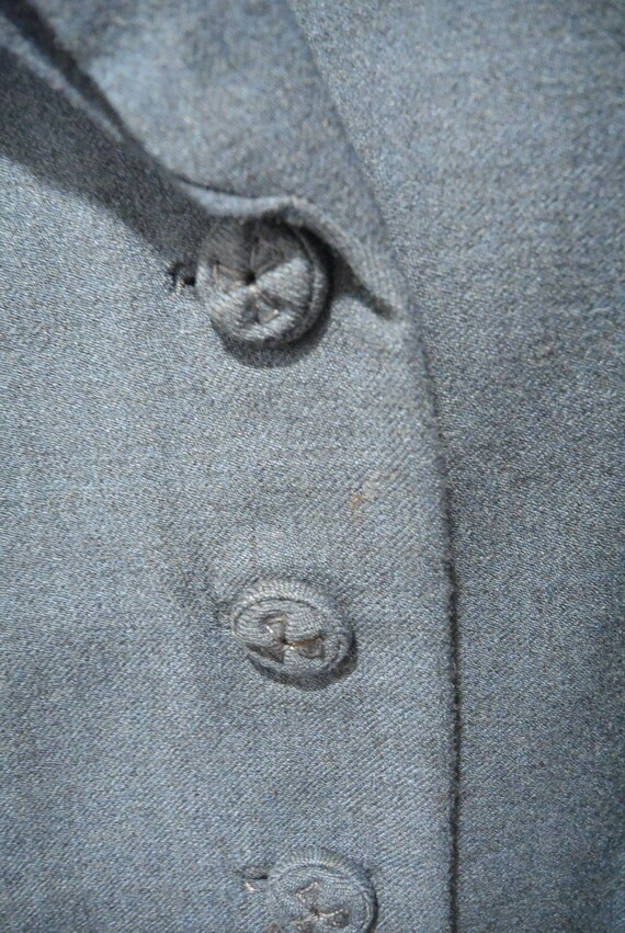 40s Skirt Suit// Rockabilly Jacket and Skirt Set/… - image 5