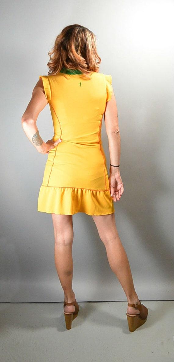 90s Tennis Dress// 90s Johnney Girl Dress// Polo … - image 4