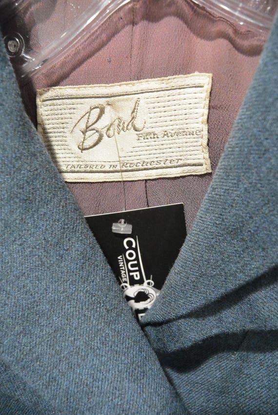40s Skirt Suit// Rockabilly Jacket and Skirt Set/… - image 4