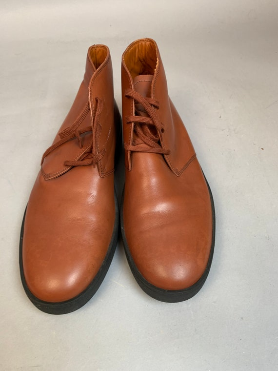 Tods Mens Ankle Boots// Vintage Tods Chukka Boot//