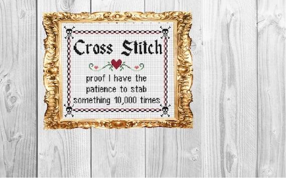 4pk Christmas Cross Stitch Kit Choice of 3