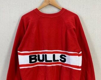 7f9c89d1e Vintage Chicago Bulls Super Soft 50 50 Crewneck Sweatshirt Sz L