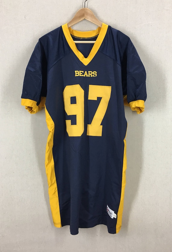 7fabb52b7 Vintage Team Issued Bears Football Jersey 97 Possibly Cal