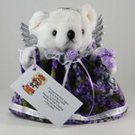Get Well Soon Gift for Woman Having Surgery or in the Hospital, Angel Bear for Illness, Thoughtful Gift for Get Well