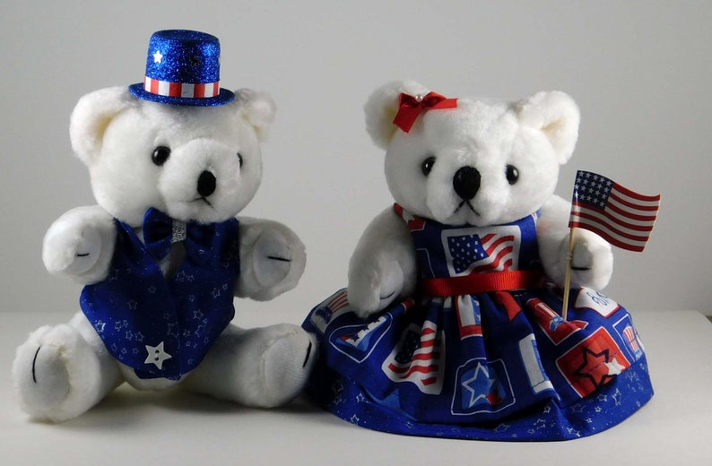 Patriotic Decoration for 4th of July Living Room Décor or image 0