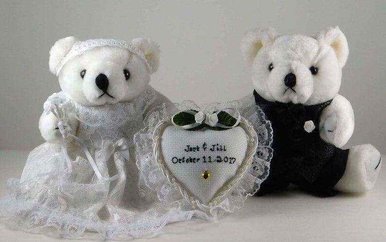 Wedding Gift Personalized Bride and Groom Keepsake Gift image 0
