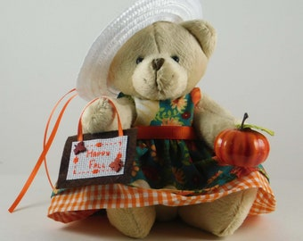 Autumn Decorations, Autumn Table or Mantle Décor , Fall Decorations for Your Home, Fall Décor Gift Idea