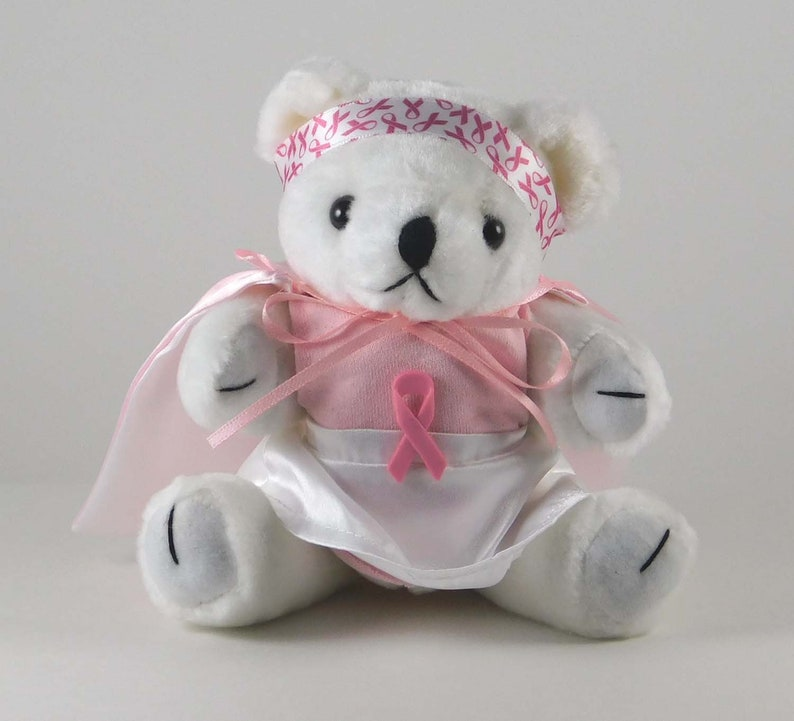 Breast Cancer Encouragement Gift Idea Cancer Fighting Super image 0