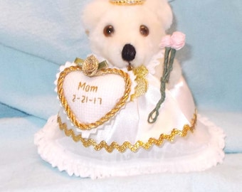 Bereavement Gift/Memorial Ornament/Bereavement Ornament/Remembrance Ornament/Memory/Loved One/In Memory Ornament/Angel Baby Ornament