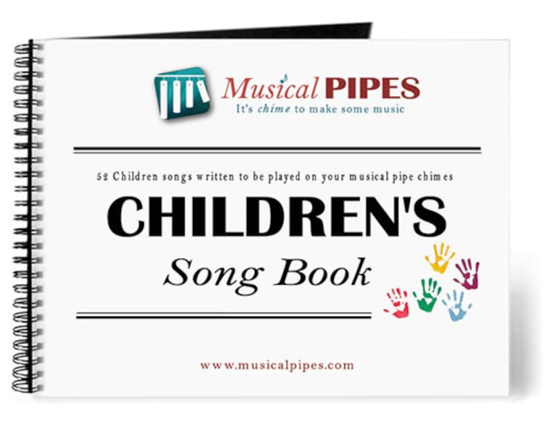 Pipe Chime Children's Music Song Book PDF image 0