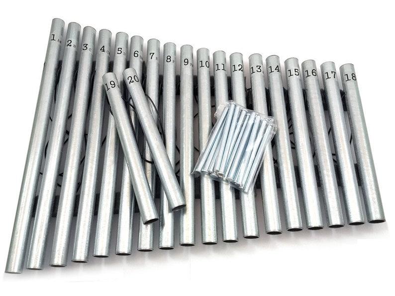 Pipe Chimes Metal Strikers image 0