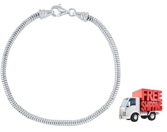 Frolic Charm Bracelet Guaranteed 925 Sterling Silver