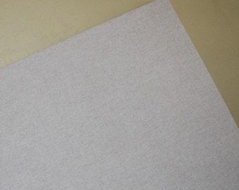 """Fabric Bulletin Board- 20"""" x 20"""" Linen Pin board, Cork Board, Large Square Bulletin Board, Message Center, Memo Board, Pinboard, More colors"""