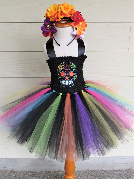 Day Of The Dead Coco Tutu Dress