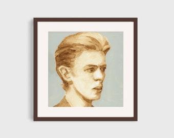 David Bowie digital download file