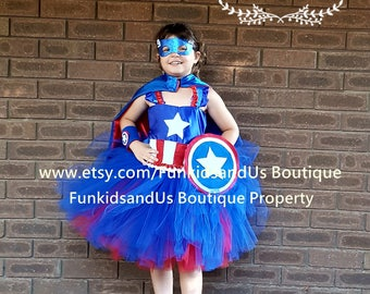 Deluxe Superhero tutu