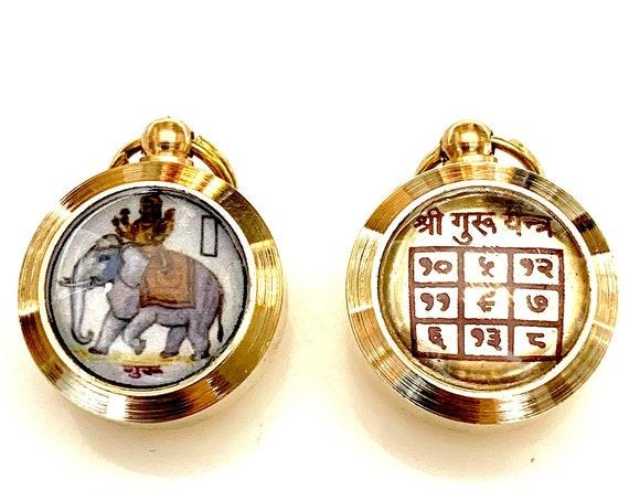 Brahaspati Jupiter yantra Guru yantra Vedic astrology Jyotish Sri yantra mandala Vastu Esoteric gift Yoga symbol Holy geometry Mystical