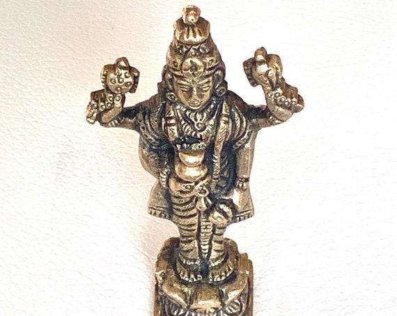 Lord Dhanvantari, God of Medicine, Dhanvantri Statue, Religious Gift, Spiritual Gift, Diwali Gift, For Office desk, side deskChristmas