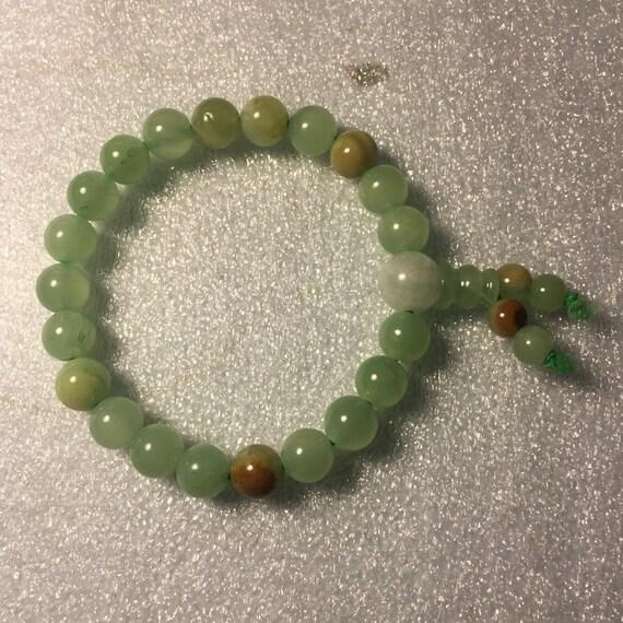 Cyber Monday Sale Green Aventurine Bracelet