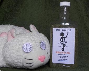 Catnip in a Flask: Alley Cat Ale