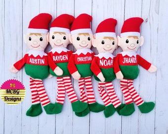 Personalized Christmas Elfu2022Elf Dollsu2022Boys And Girls Elfu2022Kids Stocking Stuffersu2022First Christmasu2022Baby Christmas Giftu2022Kids Christmas Giftsu2022Doll  sc 1 st  Etsy & Kids christmas gifts | Etsy