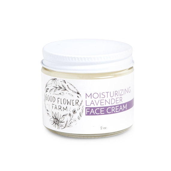 lavender face cream