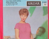 Vintage 1950s, 1960s Sird...