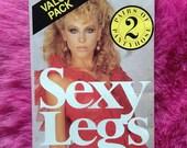 Vintage 1980s Sexy Legs S...