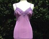 Vintage 1970s1980s Purple...