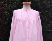 Vintage Pale Pink Brushed...