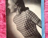 Vintage 1940s P & B Wools...