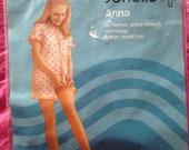 Vintage 1960s Jonelle 'Anna' Seamfree Stockings, Nylons, Hosiery, Lingerie, Underwear, Unworn in Original Pack