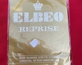 Vintage c. 1980s Elbeo Reprise Stockings, Nylons, Hosiery, Lingerie, Underwear, Unworn in Pack.