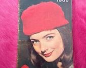 Vintage 1960s Knitting Pa...