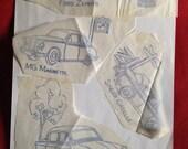 Vintage 1950s/1960s Embro...
