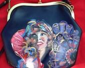 Vintage Hand Bag, Clutch ...