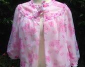 Vintage 1960s, 1970s pink...