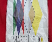 Vintage 1960s Martelle Sheer Seamfree Stockings, Nylons, Hosiery, Lingerie, Underwear, Unworn in Original Pack