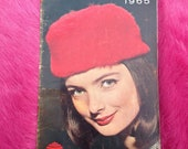 Vintage 1960s Knitting Pattern Booklet for Men, Women & Children from Patons, 1965.