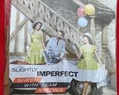 Vintage 1950s 1960s Bond Street Seamed Stockings, Nylons, Hosiery, Lingerie, Underwear, Unworn in Original Pack.