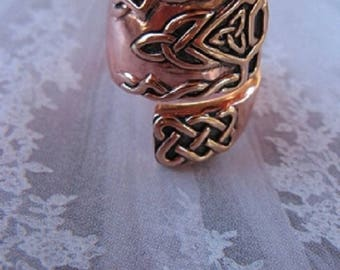 Adjustable Copper Ring 1304