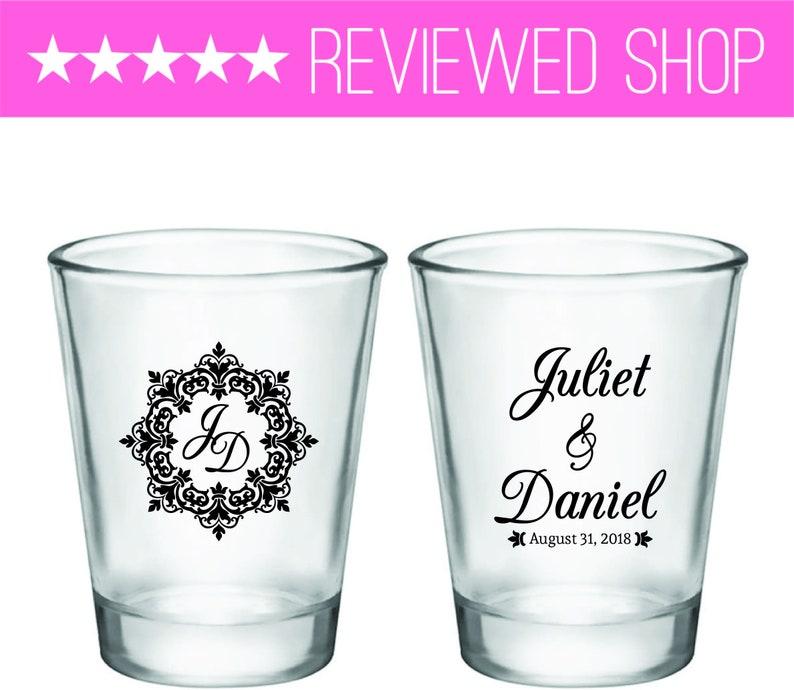 Wedding Shot Glass Shot Glass Wedding Shot Glasses Wedding Favors Wedding Favor 225 Wedding Shot Glasses Wedding Favors
