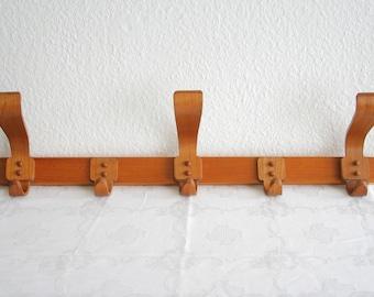 laminiertes holz art deco fruhen modernistischen kleiderstander von bruno paul deutsche werkstatten hellerau modern mitte jahrhundert ende der 1930er