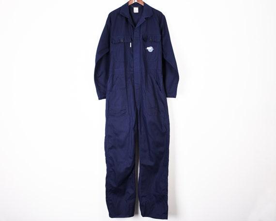 SANFOR Vintage Men's XL French Worker Pants Overal
