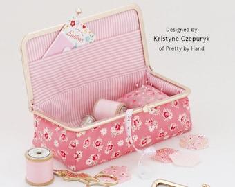 Kiss Clasp Sewing Box Kit